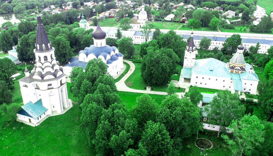 Alexandrov Sloboda - Day trips from Moscow - Sergiyev Posad - Moscowplaces.com