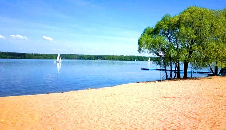Pirogovkoye Reservoir - Day trips from Moscow - Sergiyev Posad - Moscowplaces.com