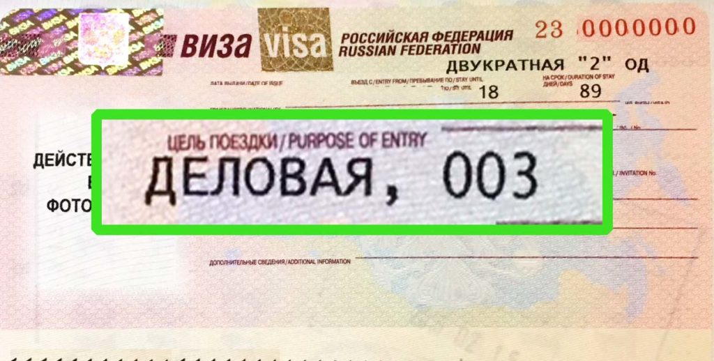 Business visa - Russian visa for Indians - Moscowplaces